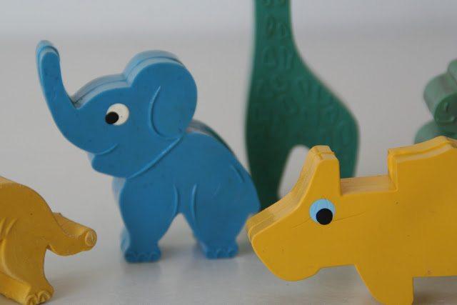 retro speelgoed