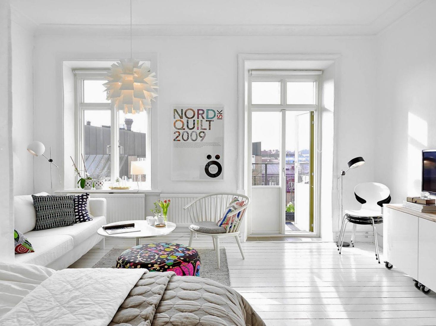 Stockholm apartment