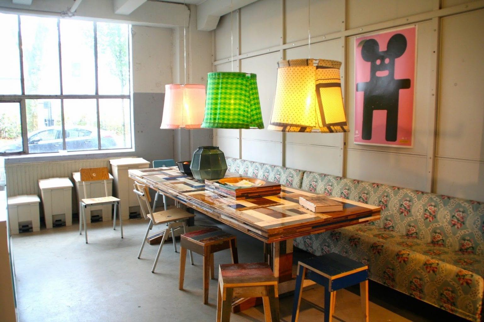 Dutch Design Week Eindhoven #DDWbloggerscafe deel 1