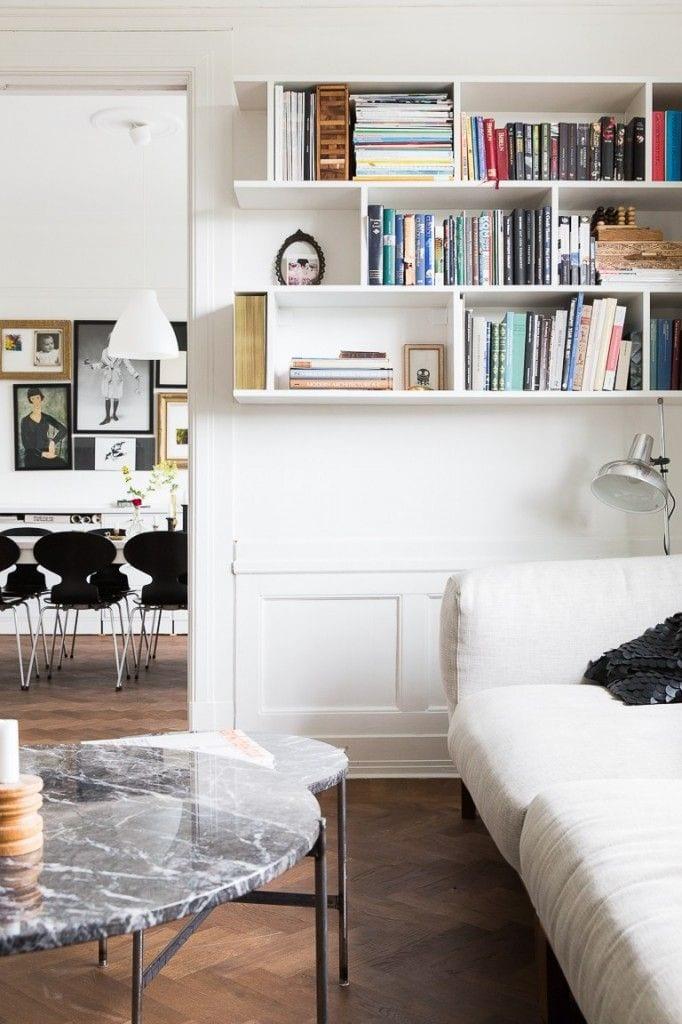Wandplanken en vakkenkastjes - Coosje Blog Nordic living