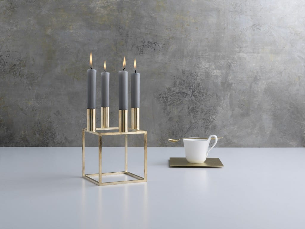 brass candle by lassen
