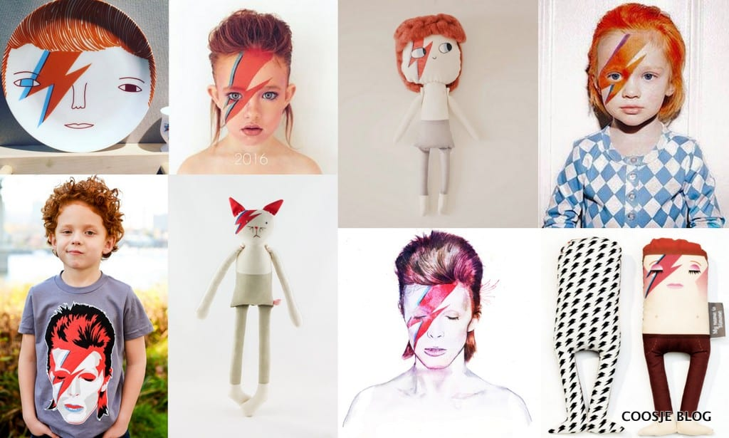 david bowie kids