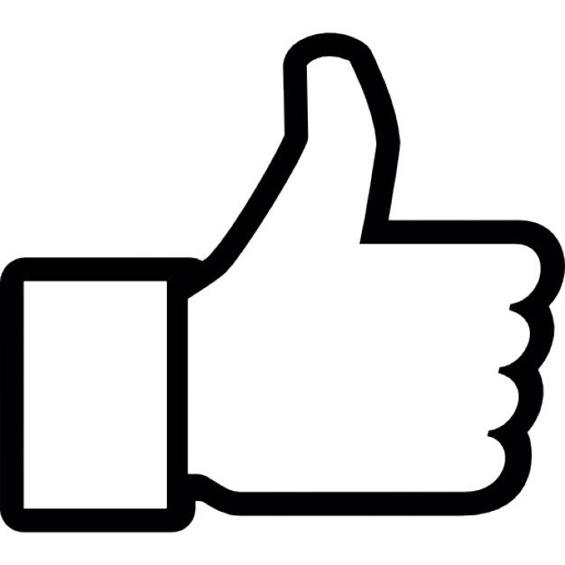 thumb-up-to-like-on-facebook_318-37196