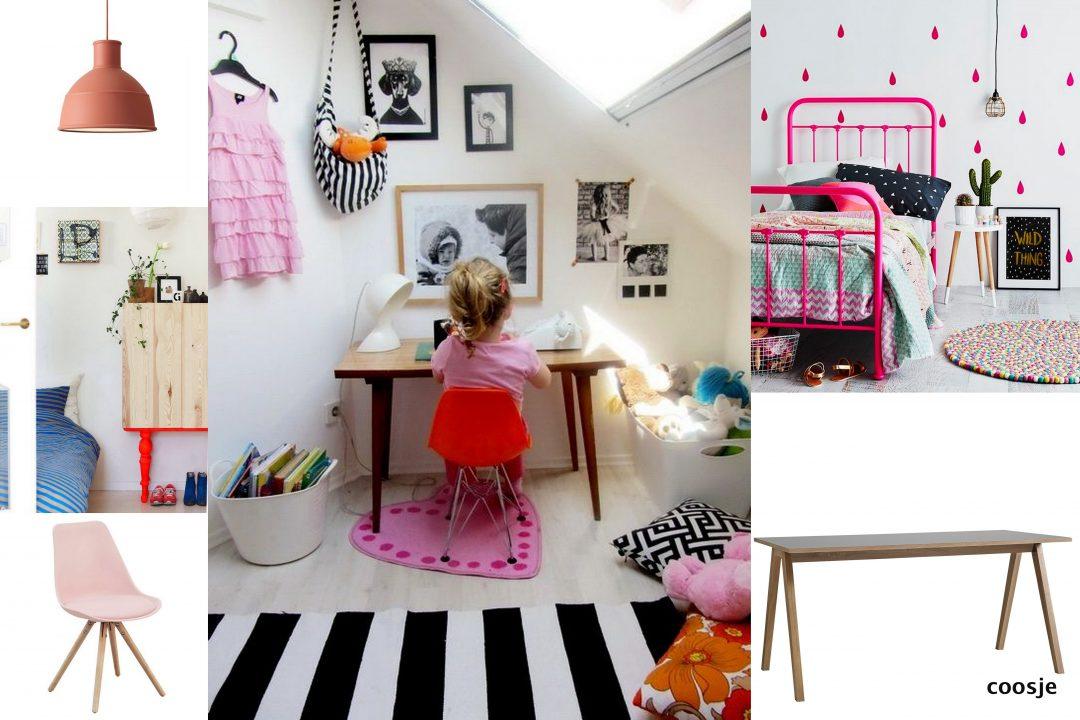 inrichten meisjeskamer shop de look bij huis thuis coosje