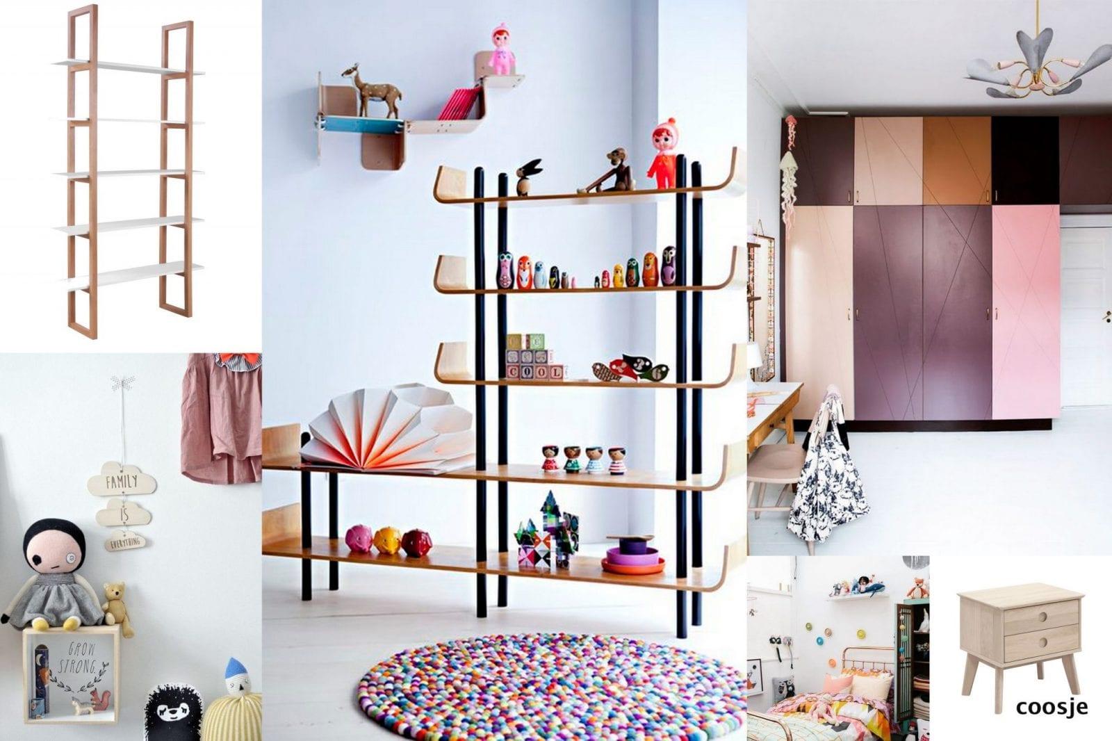 Inrichten meisjeskamer ~ shop de look bij huis & thuis   coosje ...