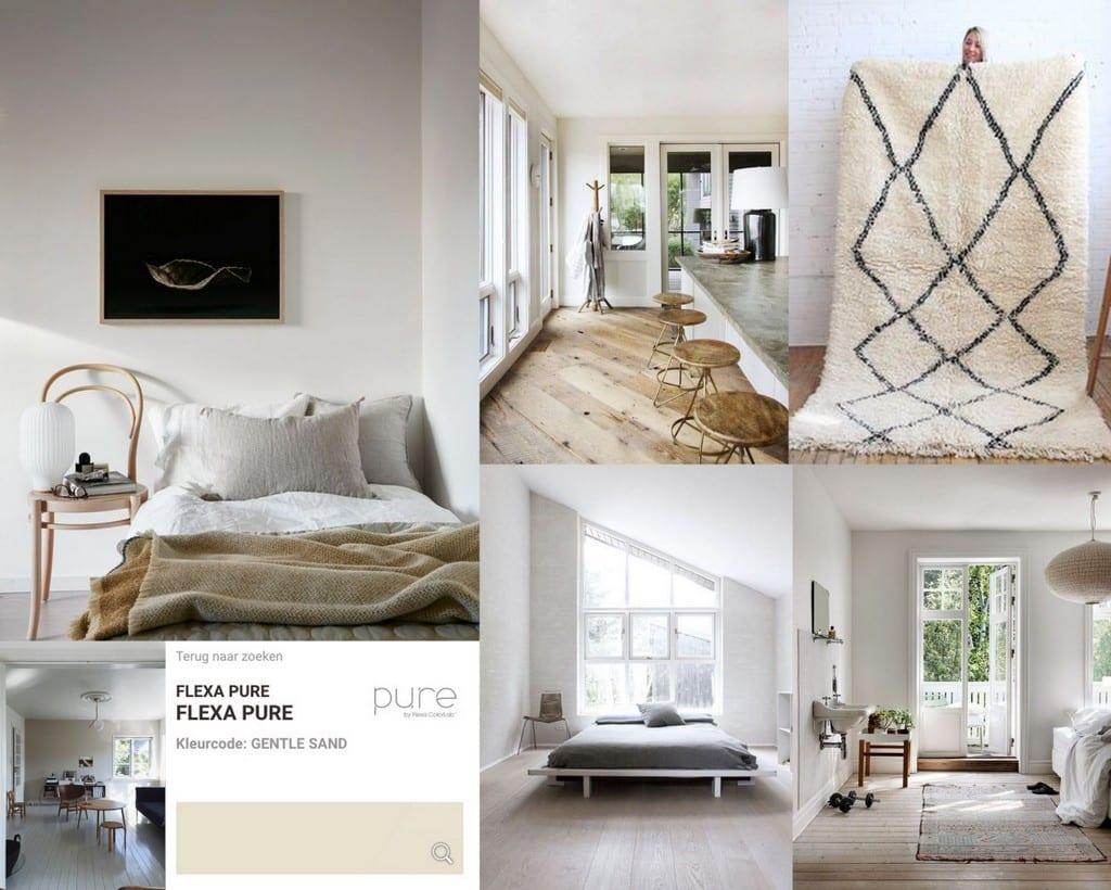 Slaapkamer Interieur Inspiratie : Interieuradvies slaapkamer coosje nordic living