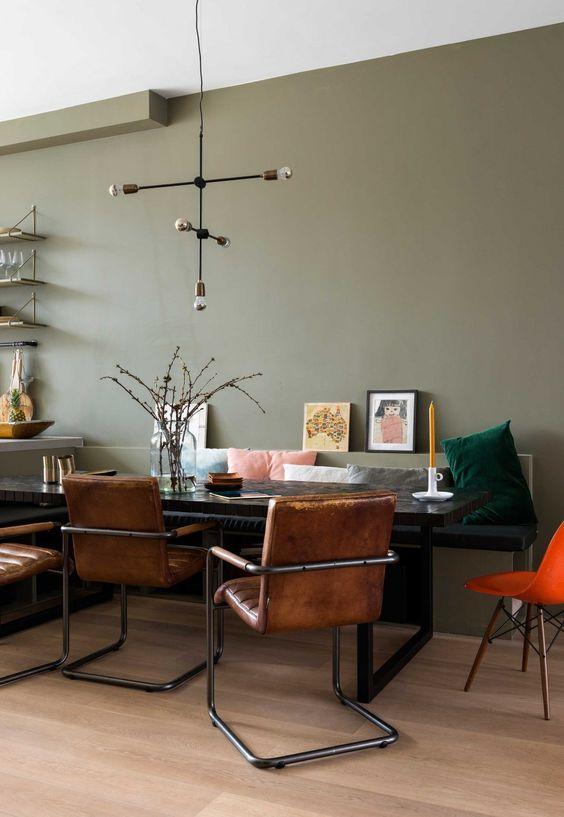 Eetkamerstoelen welke stijl stoelen past er in jouw eetkamer coosje blog nordic living - Tafel eetkamer industriele ...