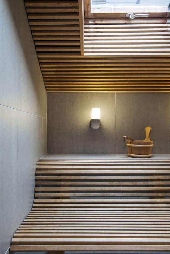 Een sauna in je badkamer - Coosje Blog Nordic living
