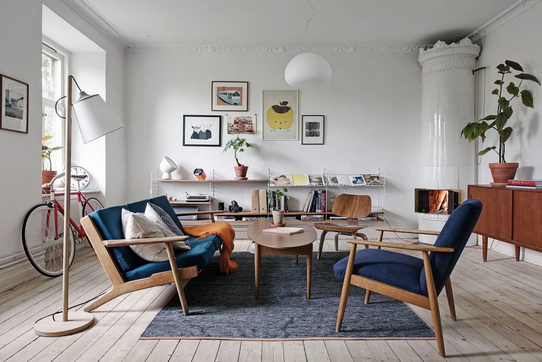 Zweedse interieur inspiratie coosje blog nordic living for Interieur inspiratie