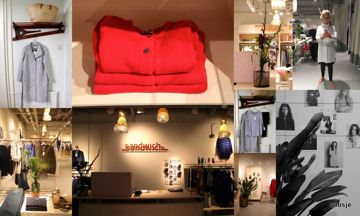Opening Sandwich Fashion Store Gelderlandplein Amsterdam