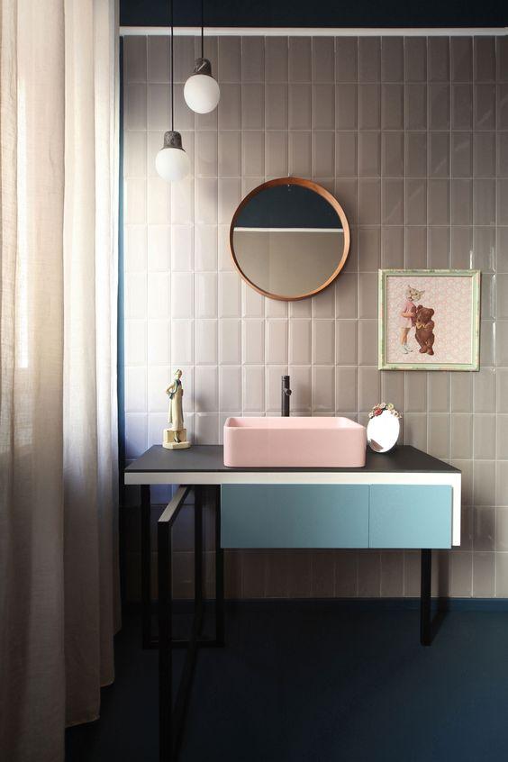 Raamdecoratie in de badkamer - Coosje Blog Nordic living