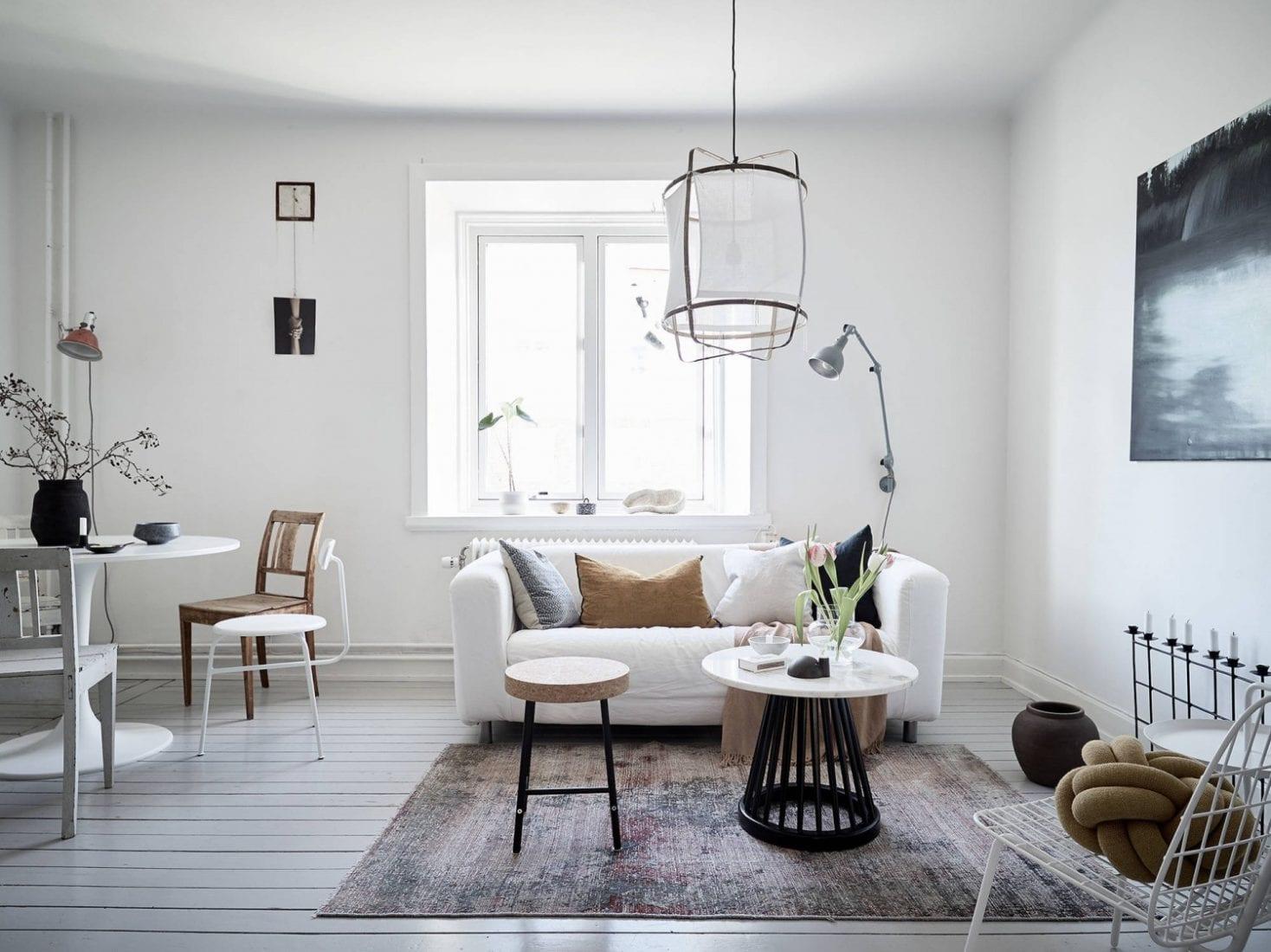 Binnenkijken in een typisch Scandinavisch huis ~ shop in stijl ...