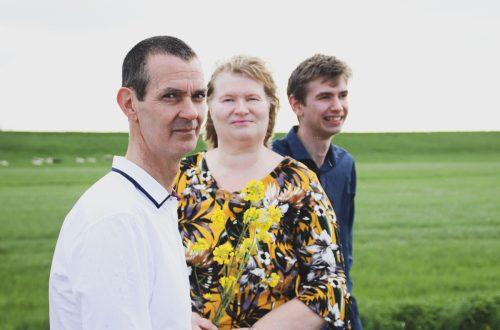 familie shoot lente