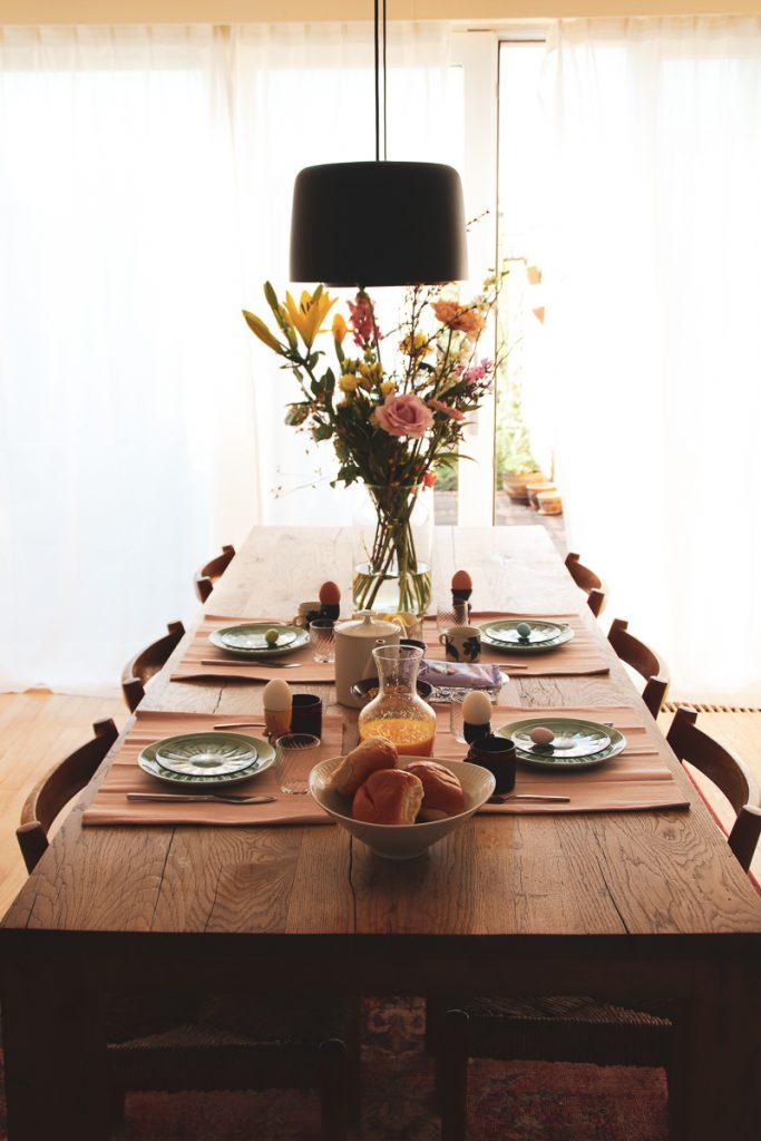 paas tafel bloomon