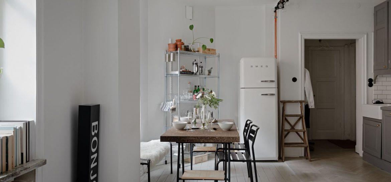 stellingkast keuken