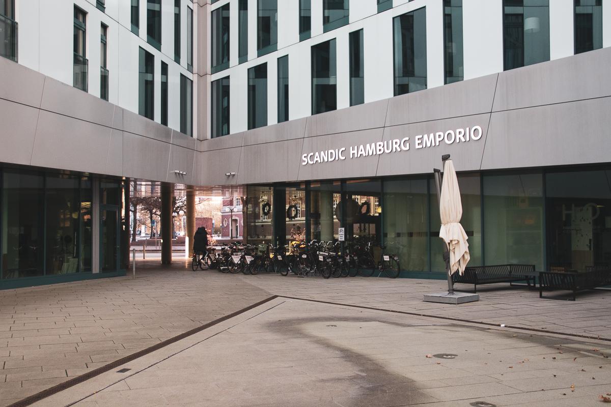 Scandic emporio hotel