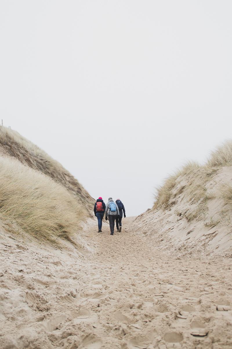 wandelen egmond aan zee