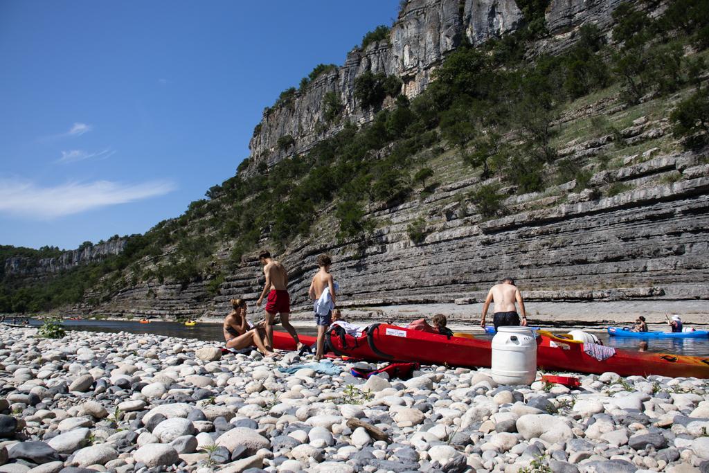zomervakantie Ardeche deel 2 5